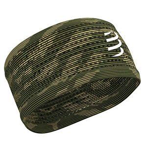 Compressport Headband On/Off Bandeau Running Adulte Unisexe, Camo, Taille Unique - Publicité