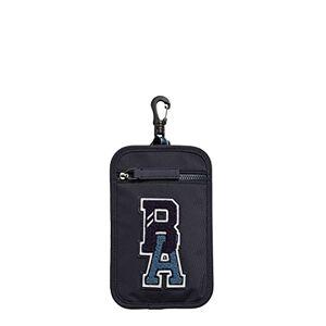 BOSS Hommes Neck pouch Badge Pochette tour de cou en nylon recyclé avec logo exclusif - Publicité