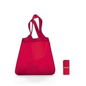 reisenthel Mini Maxi Cabas 43,5 x 63 x 6 cm 15 l Rouge - Publicité