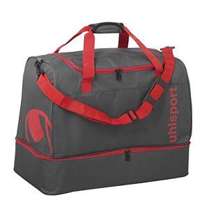 UHL Essential 2.0 Players Cabas de Fitness, 45 cm, 30 liters, Multicolore (Anthracita/Rojo) - Publicité