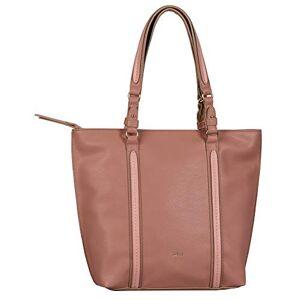 Gabor Sina Shopper pour femme Taille L Rouge Bois de rose, Large - Publicité