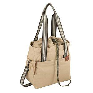 Camel Active Bags Blair, Pochette Femme, Beige, Medium - Publicité