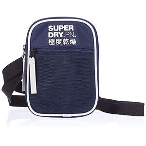 Superdry Sport Pouch, Sacs Homme, Navy, Taille Unique - Publicité