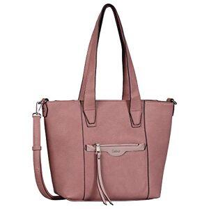 Gabor Inna Shopper pour femme Taille M Rouge Bois de rose, Medium - Publicité