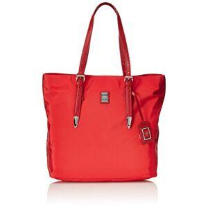 PIERO GUIDI , Cabas pour femme Rouge rouge 31 cm - Publicité