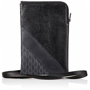 BOSS Metropole M_phone P Pochette pour homme Taille unique Noir Noir 1, Taille unique - Publicité