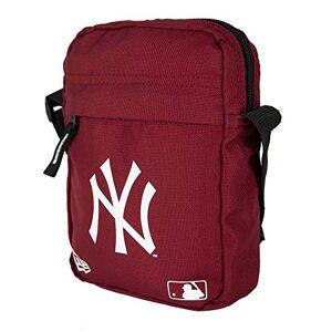 New Era Mlb Side New York Yankees Car Pochette de cou Homme Pochette de cou Homme Dark Red FR : Taille Unique (Taille Fabricant : OSFM) - Publicité