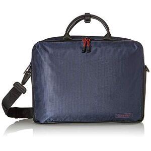 Calvin Klein Revealed Laptop Bag, Pochettes homme, Bleu (Navy), 0.1x0.1x0.1 cm (W x H L) - Publicité