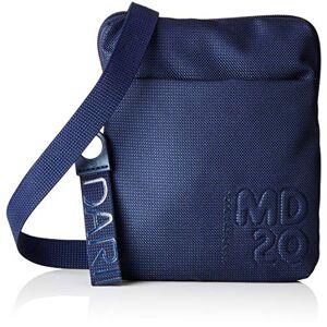 Mandarina Duck Md20 Minuteria Sac bandoulière pour femme 2,5 x 17,5 x 15 cm Bleu Bleu (Dress Blue), 2.5x17.5x15 cm (B x H x T) - Publicité