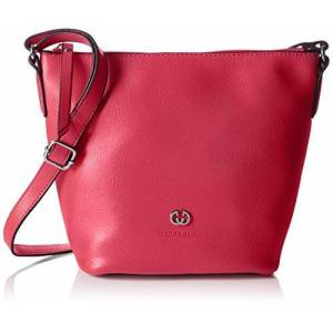 Weber Gerry Weber Rainbow Shoulder Bag V, S, Sacs portés épaule Femme Rose Pink (Pink 303), 27x10x22 cm (B x H x T) - Publicité