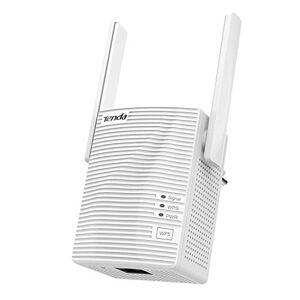 Tenda A18 Répéteur WiFi- Amplificateur Wifi Double Bande AC 1200Mbps, WiFi Extender, WiFi Booster, 1 Port Ethernet, Compatible avec Toutes les Box Internet - Publicité