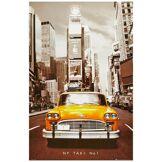 1art1® 1art1 Poster New York Taxi