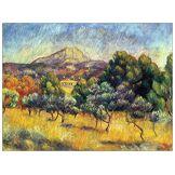 ArtPlaza AS92795 Panneau Décoratif, Bois, Multicolore, 120 x 1,8 x 90 cm