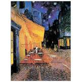 Artopweb EC17910 Van Gogh - Cafe DE Nuit, Bois, 76x100x1,8 cm