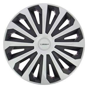 Michelin 009132 Boîte 4 Enjoliveurs NVS 04, Bicolore, 16 Pouces - Publicité