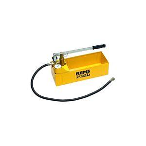Rems Pompe de test de pression manuelle  PUSH . Publicité
