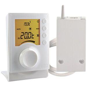 Delta Dore 6053002 Thermostat d'ambiance avec molette Tybox 33 - Publicité
