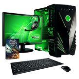 Vibox Vision Paquet 2W Unité Centrale Gaming Ecran Non Tactile 21,5