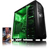 VIBOX Sharp Shooter 27 PC Gamer Ordinateur avec Jeu Bundle (3,8GHz AMD A6 Dual-Core Processeur, Nvidia GeForce GTX 1050 Carte Graphique, 8GB DDR4 RAM, 1TB HDD, sans Système d'Exploitation)