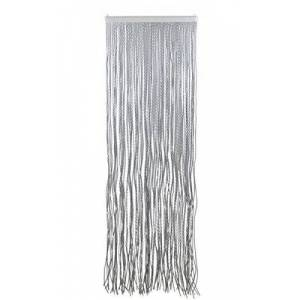 Arisol Moustiquaire String 190x60 cm Gris/Blanc - Publicité