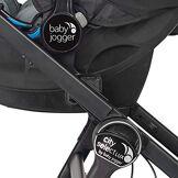 Baby Jogger adaptateur pour siège-auto (City Mini/MiniGT, City Elite et SummitX3 simple) - pour sièges-autos Cybex et Maxi Cosi