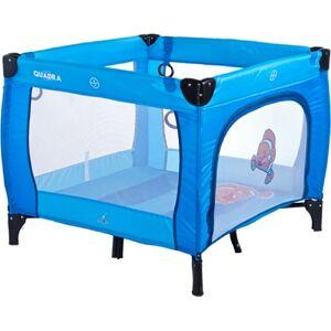 Caretero TERO-3990 Parc pour bébé léger et portable avec matelas - Publicité
