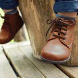 Tichoups Chaussures marche Botti camel 18