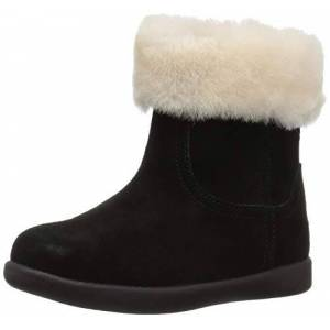 UGG Kid's Female Jorie II Boot, Black, 11 (UK),46(EU) - Publicité
