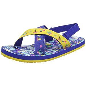 Animal Daisie Sandales Bride cheville Ankle-Strap fille Bleu (Cornflower Blue) 31 EU (UK: 12) - Publicité