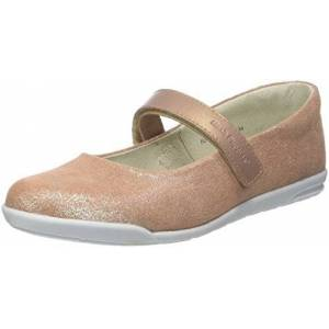 Hush Puppies Scully, Ballerines Bout fermé Filles, (Rose Brillant 133), 25 EU - Publicité