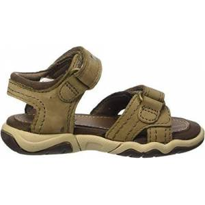 Timberland C2180A Walking Sandals Bébé, beige, taille 21 - Publicité
