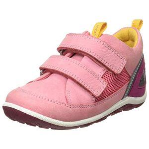 ECCO BIOMMINISHOE, Sneaker Garon bébé Fille, Rose (Bubblegum 2399), 21 EU - Publicité