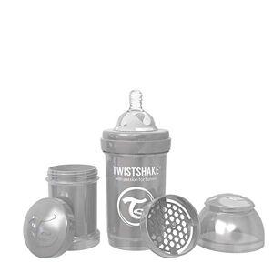 Twistshake 78378 Biberon Anti-Colique Mixte Perle Gris - Publicité