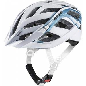 ALPINA Panoma 2.0 L.E. Casque de vélo Mixte, Blanc/Bleu métallique, 52-57 cm - Publicité