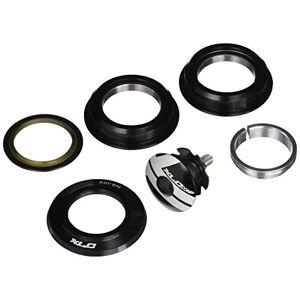 XLC Zubehr Comp A-headsteuersatz Hs-i02 1 1/8 Zoll Pieces de Velo Mixte, Noir, 30.0 mm - Publicité