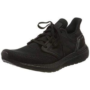 Adidas Ultraboost 20 W, Chaussure de Course Femme, Core Black Grey Four F17 Solar Red, 38 EU - Publicité