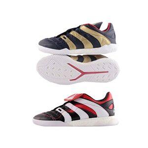 Adidas Predator Accelerator, Chaussures de Football Homme, Noir (Cblack/Ftwwht/Red Cblack/Ftwwht/Red), 41 2/3 EU - Publicité