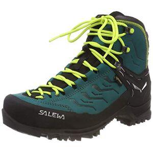 Salewa MS Speed Beat Gore-TEX, Chaussures de trail running Homme, Vert (Becks/Cactus), 44.5 EU - Publicité