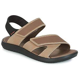 Raider Chanclas Rider Terrain Sandal, Chaussures de Plage & Piscine Mixte Adulte, Multicolore (Gris R82224/21726), 45 EU