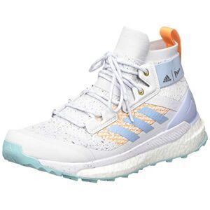 Adidas Terrex Free Hiker Parley, Chaussure de Marche Femme, Dshgry/Easblu/Reagol, 43 1/3 EU - Publicité