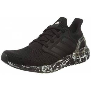 Adidas Ultraboost 20 W, Chaussures de Course Femme, Cblack Cblack Ftwwht, 36 2/3 EU - Publicité