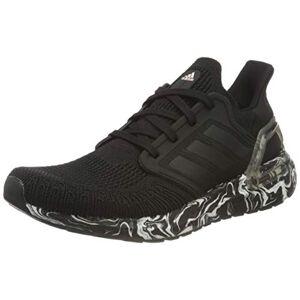 Adidas Ultraboost 20 W, Chaussures de Course Femme, Cblack Cblack Ftwwht, 42 EU - Publicité