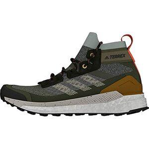 Adidas Terrex Free Hiker Blue-, Chaussure de Marche Femme, FEAGRY/ALUMIN/GRNTNT, 37 1/3 EU - Publicité