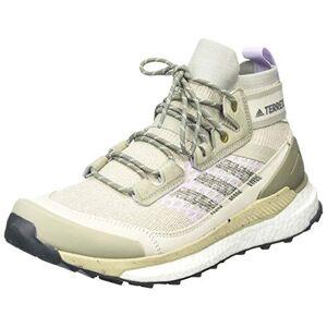 Adidas Terrex Free Hiker Blue-, Chaussure de Marche Femme, FEAGRY/LEGGRN/PRPTNT, 43 1/3 EU - Publicité