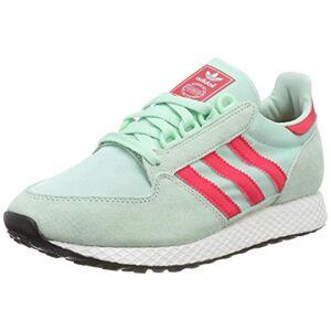 Adidas Forest Grove W, Chaussures de Running Femme, Multicolore (Clear Mint/Active Pink/Chalk White Cg6124), 36 EU - Publicité