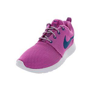 Nike Rosherun WMNS, Sneakers Basses Femme, Rose (Pink 511882-502), 36 EU - Publicité