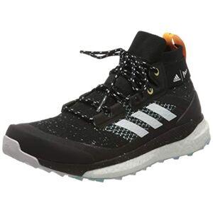 Adidas Wanderschuhe-ef2355, Chaussure de Marche Femme, CBLACK/FTWWHT/REAGOL, 43 1/3 EU - Publicité