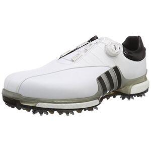 Adidas Tour360 EQT Boa, Chaussures de Golf Homme, Blanc (Blanco/Negro/Plata F33619), 46 EU - Publicité