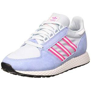 Adidas Forest Grove W, Chaussure de Gymnastique Femme, Periwinkle Rose Crystal White Shock Pink, 40 2/3 EU - Publicité