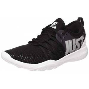 Nike WMNS Free TR 7 Premium, Baskets Femme, Noir (Black/Wolf Grey/Black 001), 42 EU - Publicité